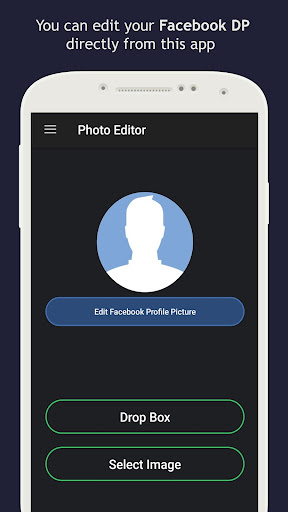 Photo Editor - Photo Effects and Picture Editor 2.1 screenshots 4