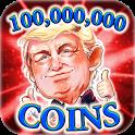 President Trump Slot Machines with Bonus Games! icon