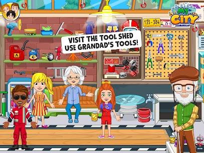 My City : Grandparents Home (My city casa de abuelos) 8