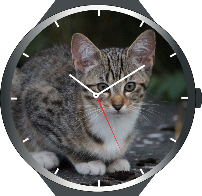 Cats Watch Faces- screenshot