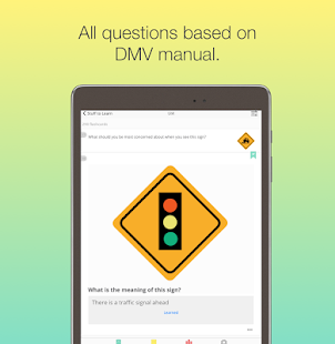 Permit Test IN Indiana BMV - Driver knowledge test- screenshot thumbnail