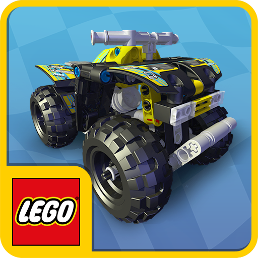 LEGO® Pull-Back Racers 2.0