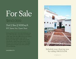 Casa Realty  - Real Estate Flyer item