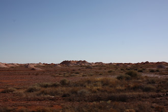 Photo: Year 2 Day 220 -  Lots of Manmade Hillocks of Earth