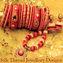 Silk Thread Jewellery Making Step by Step VIDEOs APK icon