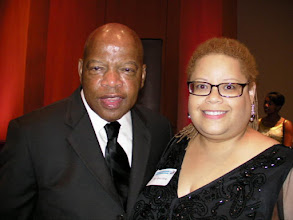 Photo: A living civil rights legend, Rep. John Lewis (D-GA)