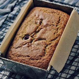 Lemon Thyme Raspberry Tea Cake [Vegan, Gluten-Free]