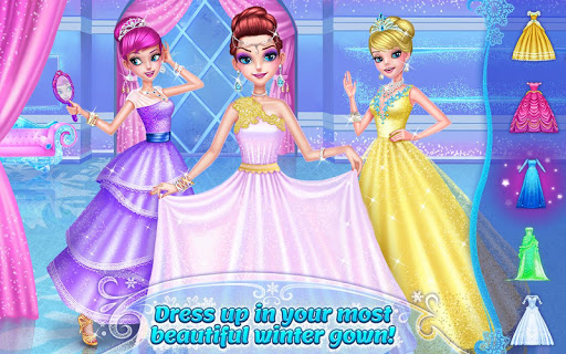 Ice Princess - Sweet Sixteen 1.0.6 screenshots 1