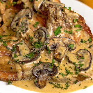 Slow Cooker Pork Chop Stroganoff.