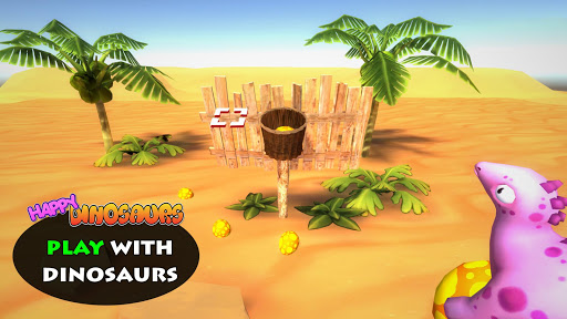 Happy Dinosaurs: Free Dinosaur Game For Kids! apkmr screenshots 16