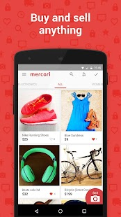 Mercari: The best shopping app for window 8