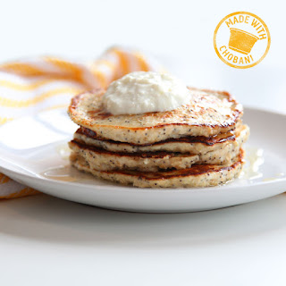 Lemon Poppy Pancakes
