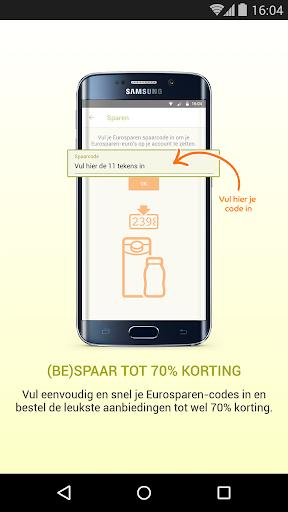 Eurosparen screenshot 4