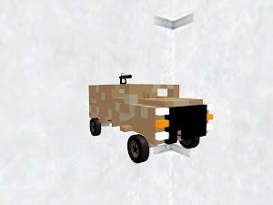 Hyper 4Way Gunner Army Truck