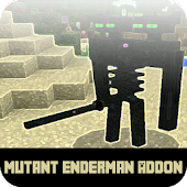Mod Mutant Enderman Addon MCPE