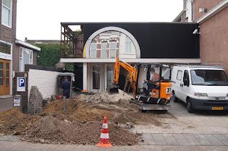 Photo: 2012-06-11 Cinecitta graven put voor electriciteit