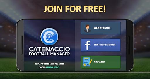 Catenaccio Football Manager screenshots 17