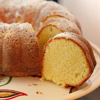 Cardamom Lemon Cake.