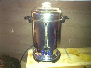 Photo: Coffee pot best Mustang