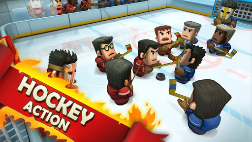 ice rage: hockey multiplayer free screenshot 1