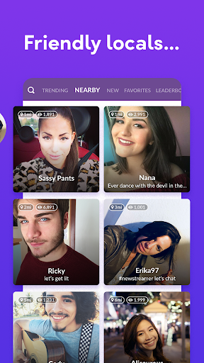 MeetMe: Chat & Meet New People screenshot 2