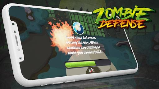 Zombie Defense: Castle Empire screenshots 2