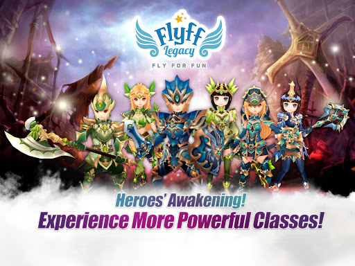 Flyff Legacy - Anime MMORPG 3.0.106 screenshots 6
