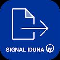 SIGNAL IDUNA RechnungsApp icon