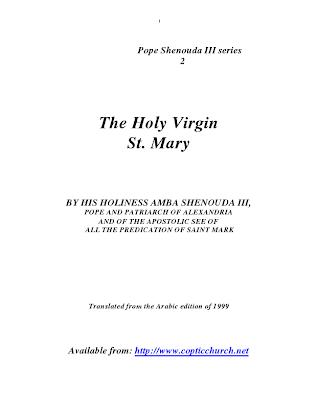 The Holy Virgin St Marypdf
