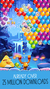 Angry Birds POP Bubble Shooter Screenshot 7