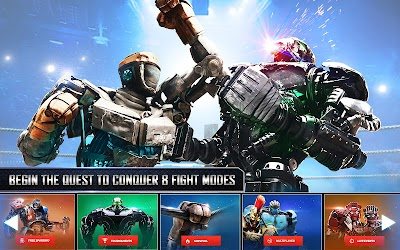 Real Steel CRACKED Apk 1.39.1 10