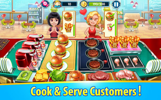 Cooking World 1.0.5017 screenshots 9