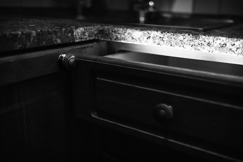 Non aprite quel cassetto.  di wallyci