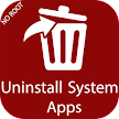 Uninstall Apps without root APK