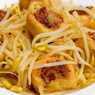 Pork Stuffed Fried Tofu