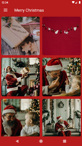 Christmas Wishes for Family and Friends screenshot 4