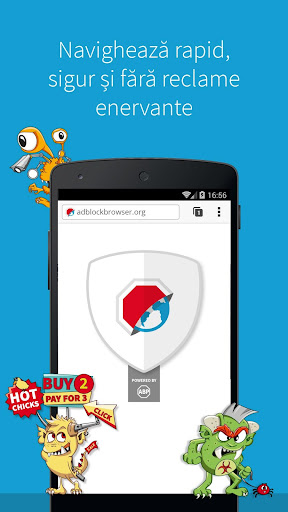 Adblock Browser for Android v1.2.0 build 2017081620