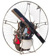 Pap Tinox 125 Safari paramotor