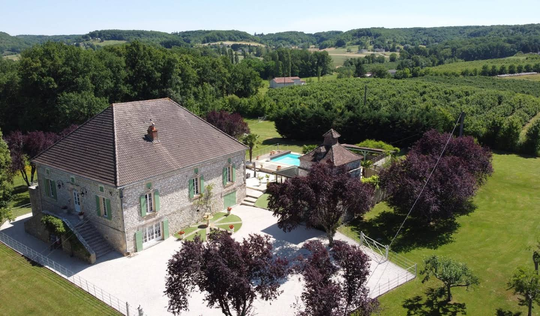 House Tournon-d'Agenais