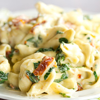 Cheese Tortellini In Cream Sauce Recipes