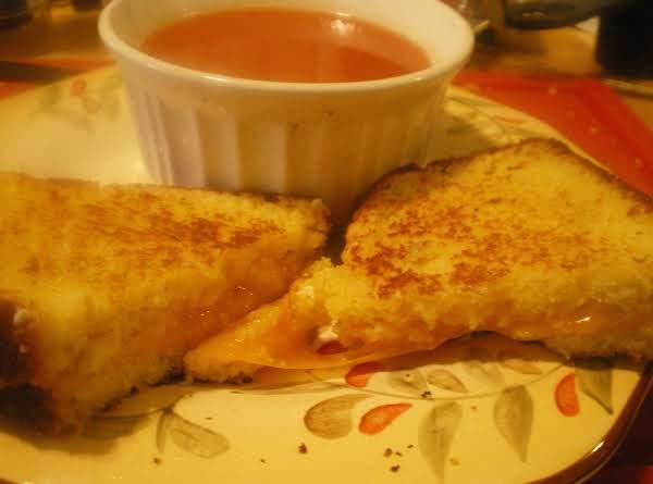 Cornbread Grilled Cheese Sandwiches Recipe