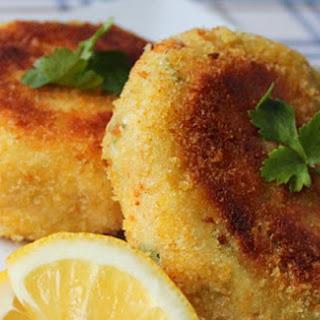 Irish Fish Cakes.