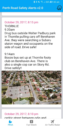Download Perth Road Safety Alerts - Revenue Raiser Alerts on