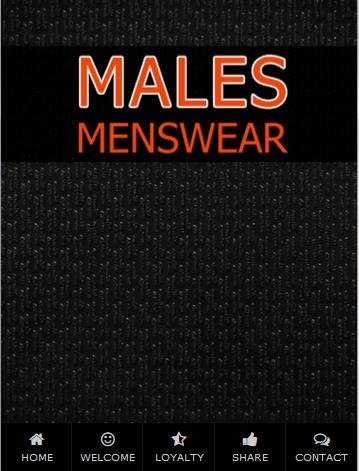 Males Menswear