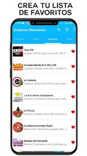 Download Emisoras Mexicanas Gratis - Los 40 en Vivo For PC Windows and Mac apk screenshot 3
