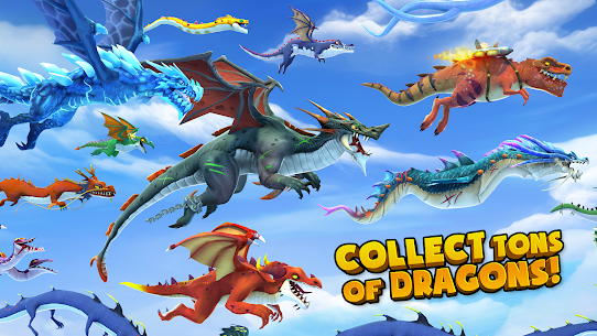 Hungry Dragon MOD Apk 2.10 (Unlimited Money) 3