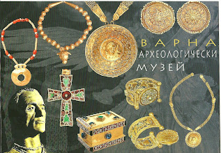 Photo: Here's some of the gold, dating back 7000 years, recovered from under the sea.