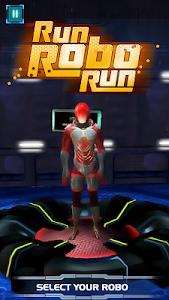Run Robo Run screenshot 0