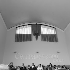 Wedding photographer Anastasiya Goncharenko (Aqueen). Photo of 17.10.2014