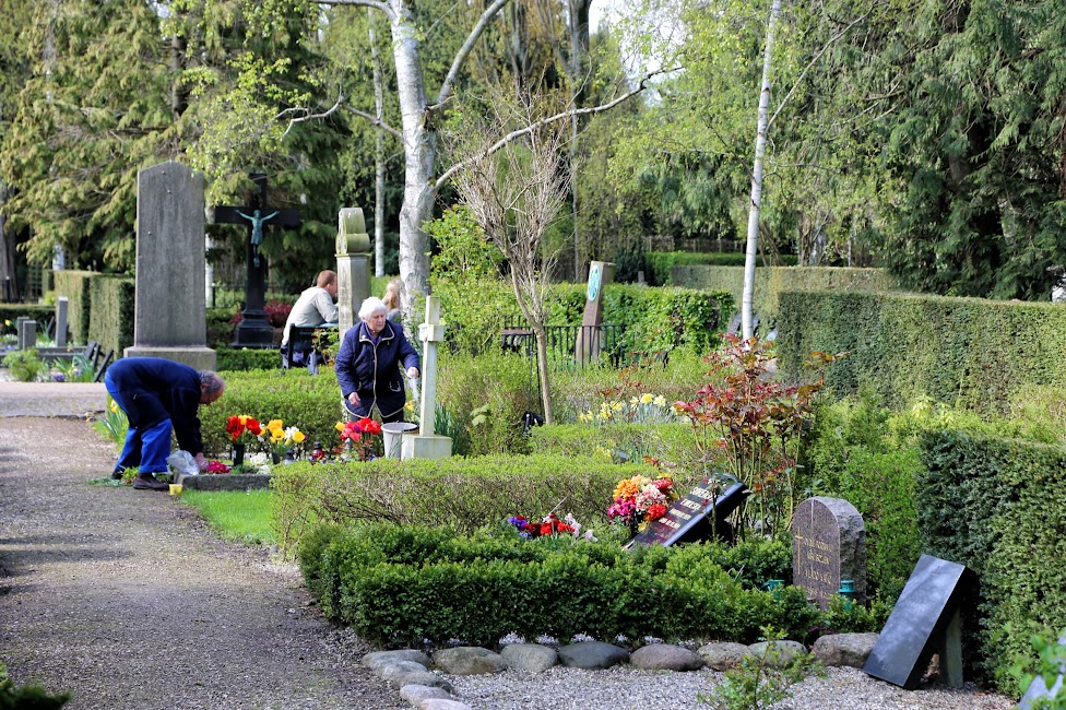 Kopenhaga, cmentarz